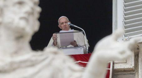 Την ανησυχία του για την κατάσταση στην Αν. Μεσόγειο εξέφρασε ο πάπας Φραγκίσκος