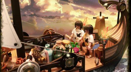 Η Αργώ έγινε παιχνίδι από την Playmobil – Δείτε εικόνες