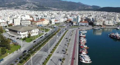 Περιφέρεια Θεσσαλίας: Χωρίς επιβάρυνση η ατμόσφαιρα στον Βόλο