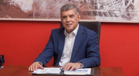 Κώστας Αγοραστός: «Η γραφειοκρατία καθυστερεί τα έργα»