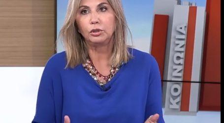 Η Ζέττα Μακρή στηρίζει τα αιτήματα της Ένωσης Ξενοδόχων Μαγνησίας