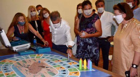 Στο Κέντρο Ενημέρωσης Κοινού για τα Υποθαλάσσια Μουσεία η Υπουργός Πολιτισμού Λ. Μενδώνη [εικόνες]