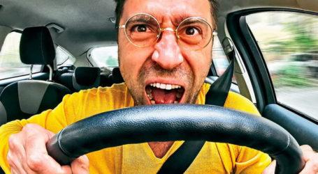 Ιστορίες καθημερινής Βολιώτικης οδηγικής τρέλας σε ένα βίντεο – Δείτε το