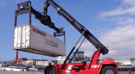 Νέο μηχάνημα μεταφορά εμπορευματοκιβωτίων αγοράζει ο Ο.Λ. Βόλου