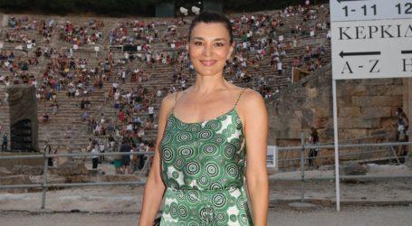 Η Μαρία Ναυπλιώτου στην πιο chic εμφάνισή της για φέτος το καλοκαίρι!