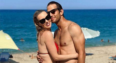 Χριστίνα Αλούπη: Ξέγνοιαστες διακοπές στο Πήλιο με την οικογένειά της