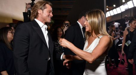 H Jennifer Aniston και o Brad Pitt ενώνουν τις δυνάμεις τους για καλό σκοπό