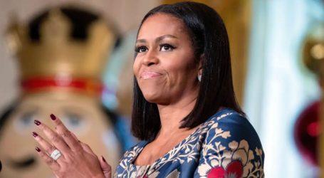 Το κόσμημα της Michelle Obama στην τελευταία της εμφάνιση που έγινε θέμα συζήτησης