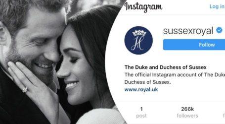 Κι όμως η Meghan Markle έκανε η ίδια τις αναρτήσεις στον λογαριασμό Sussex Royal στο Instagram