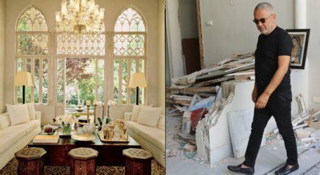 Elie Saab: Πώς έζησε τη φονική έκρηξη στη Βηρυτό ο Λιβανέζος σχεδιαστής;