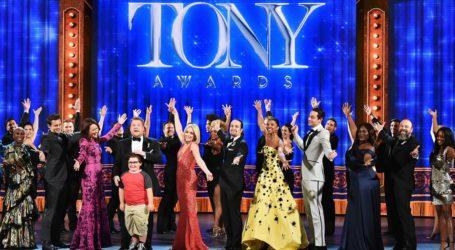 Ψηφιακά θα πραγματοποιηθεί η απονομή των Tony Awards