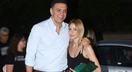 Ο Βασίλης Κικίλιας και η Τζένη Μπαλατσινού θα γίνουν γονείς!