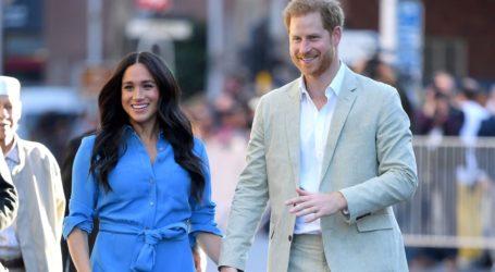 Η Meghan Markle και ο πρίγκιπας Harry θα επιστρέψουν για λίγο διάστημα στη Μεγάλη Βρετανία