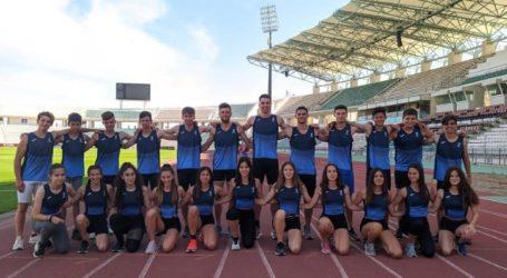 Ξεκινά η προετοιμασία της αγωνιστικής ομάδας στίβου της Νίκης Βόλου
