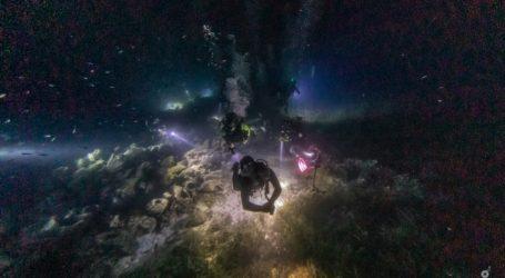 Πανσέληνος στο αρχαίο ναυάγιο της Περιστέρας [εικόνες]