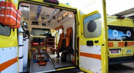 Βόλος: Τροχαίο ατύχημα μπροστά στην ΑΓΕΤ