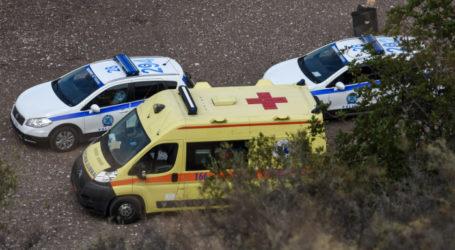 Σοκ έξω από τον Βόλο – Νεκρός οδηγός ΙΧ μετά από τροχαίο δυστύχημα [εικόνα]