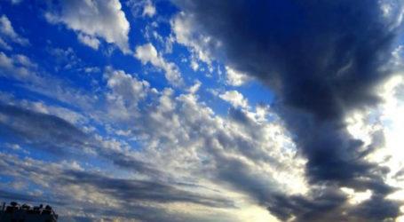 Μαγνησία – Καιρός: Βροχές με 33 βαθμούς Κελσίου – Προειδοποίηση Λιμεναρχείου Βόλου