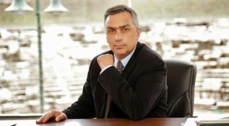 Ο Ντίνος Διαμάντος για το περιστατικό σε δημοτικό κτίριο της Λάρισας