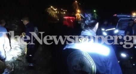 Πήλιο: Επιχείρηση διάσωσης τραυματισμένου πεζοπόρου στην Παρίσαινα – Δείτε εικόνες