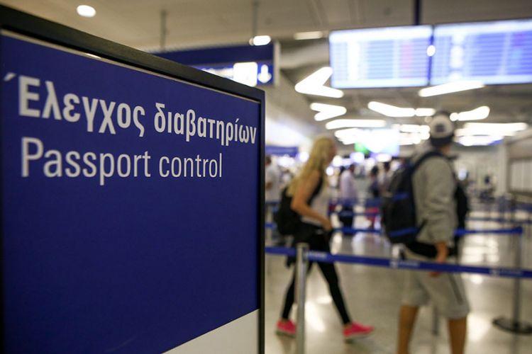diavatiria el venizelos touristes