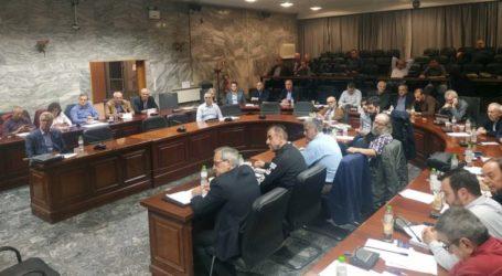 Συνεδριάζει την Τρίτη το Δημοτικό Συμβούλιο Λάρισας