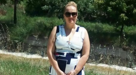 Θλίψη για την 41χρονη Λαρισαία Μαρία Δραγατογιάννη που σκοτώθηκε χθες σε τροχαίο στον δρόμο προς Ελασσόνα (φωτο)