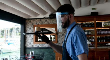 Βόλος: Πρόστιμο σε υπάλληλο για μη χρήση μάσκας