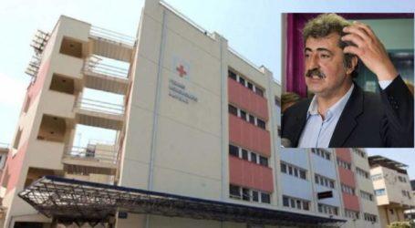 Και ο Πολάκης για τον αντιπρόεδρο του Γενικού Νοσοκομείου Λάρισας