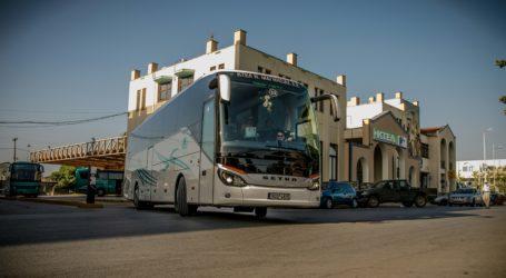 Με λεωφορεία του ΚΤΕΛ Μαγνησίας θα μεταφερθούν προσκυνητές στον Άγιο Λαυρέντιο