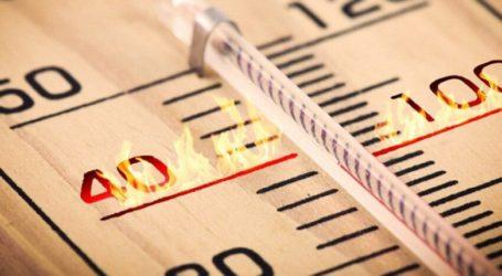 Συμβουλές της Πολιτικής Προστασίας Θεσσαλίας για τον επερχόμενο καύσωνα