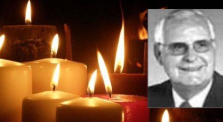 Λάρισα: Έφυγε από τη ζωή ο Κλεάνθης Λέτσιος
