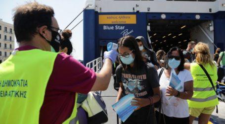 Κορωνοϊός: Η κατανομή των 269 κρουσμάτων στη χώρα μας – Δύο επιβεβαιωμένα στη Μαγνησία