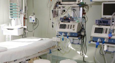 Κορωνοϊός: 65χρονη από την Ελασσόνα χωρίς υποκείμενα νοσήματα διασωληνώθηκε στο Πανεπιστημιακό Νοσοκομείο Λάρισας
