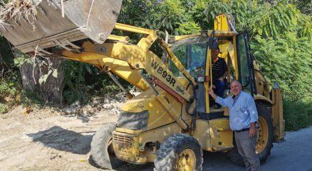Νασίκας: Όραμά μας η ανάδειξη των παλαιών υδροκίνητων εργαστηρίων του Βελεστίνου