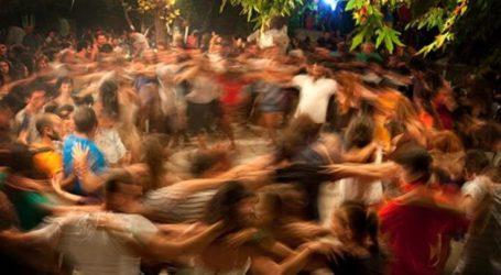 Τύρναβος: Έστησαν τρικούβερτο γλέντι παρά τα μέτρα για τον κορωνοϊό