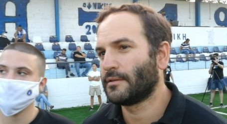 Αλέξης Παπακωνσταντίνου: Αξίζουμε μία θέση στη Β' Εθνική