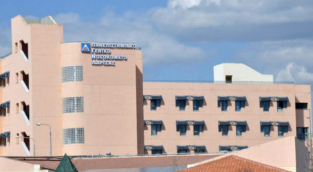 Μεταφέρθηκε στο Πανεπιστημιακό Νοσοκομείο Λάρισας η Τρικαλινή που προσβλήθηκε από κορωνοϊό