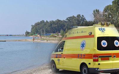 Μαλάκι Βόλου: Στο Νοσοκομείο 61χρονη – Λιποθύμησε στην παραλία
