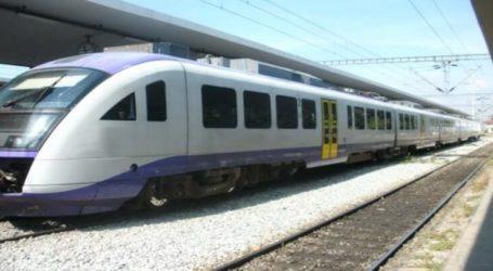 """Λάρισα: Αναστάτωση σε τρένο που σταμάτησε η αστυνομία – """"Μπιλιετάκι"""" στον ελεγκτή"""