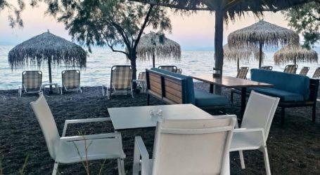 Tokalis Restaurant Bar: Απολαύστε την παραλία της Ν. Αγχιάλου