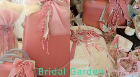 Bridal Garden: Δημιουργήσαμε για εσάς τις πιο όμορφες συλλογές βάπτισης