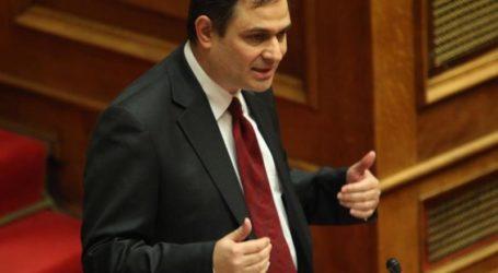 Σαχινίδης: Πολιτική και οικονομική προτεραιότητα η φορολόγηση του πλούτου