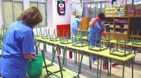 147 προσλήψεις στον Δήμο Βόλου για την καθαριότητα στα σχολεία – 237 συνολικά στη Μαγνησία