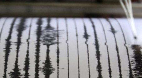 Ασθενής σεισμός στο Στεφανοβίκειο [χάρτης]