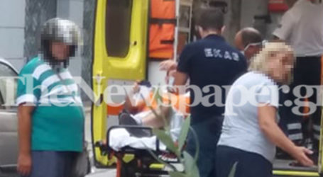 Βόλος: Τροχαίο με 32χρονο τραυματία στην Αλεξάνδρας [εικόνες]