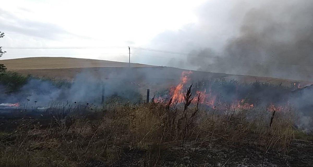 Συμμετοχή της ΕΟΔΥΑ σε Αντιπυρικές δράσεις – Κατάσβεση Πυρκαγιάς