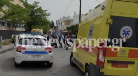 Βόλος: Σοβαρά τραυματίστηκε μοτοσικλετιστής σε τροχαίο στη Νέα Ιωνία