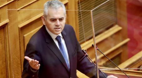 Νέα μέτρα στήριξης των αγροτών το φθινόπωρο ζητά ο Χαρακόπουλος