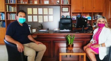 Συνεργασία Παπαστεργίου – Ξυνοπούλου για ασφαλή νέα σχολική χρονιά